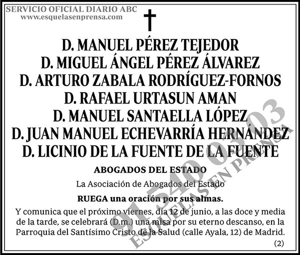 Manuel Pérez Tejedor